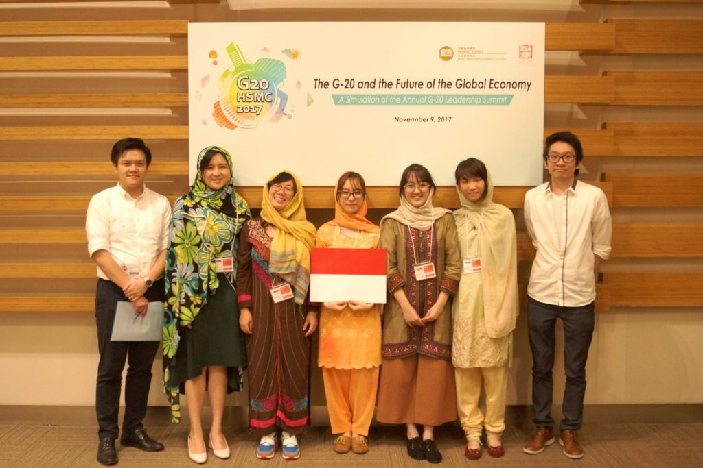 G20 Group photo