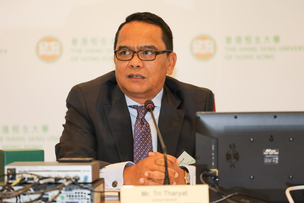 Consul General of the Republic of Indonesia in Hong Kong